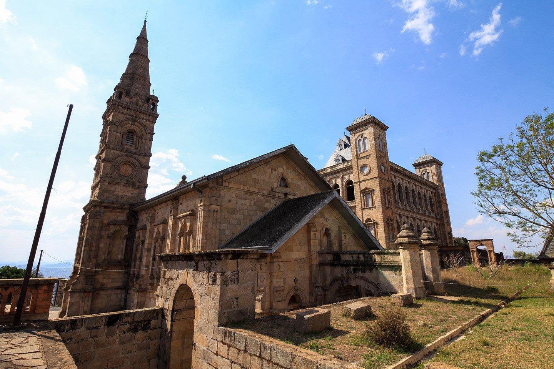 Queen Palace (Rova), en Antananarivo