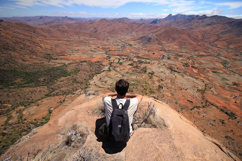 Andringitra, desde el Pico Camaleón