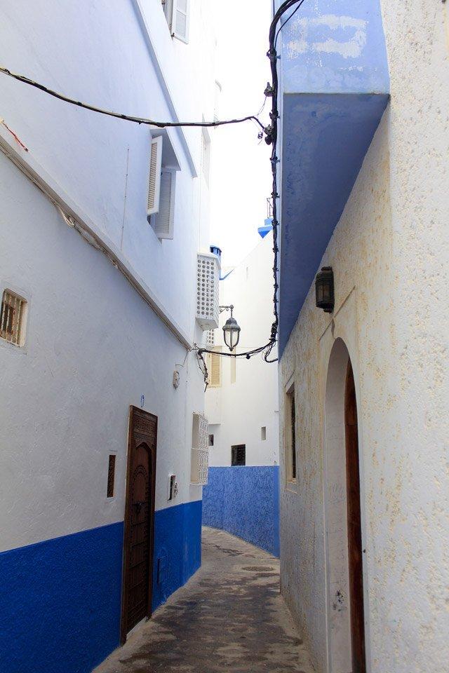 Medina de Arcila, Marruecos.