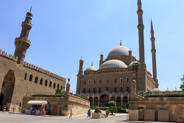Ciudadela de El Cairo.