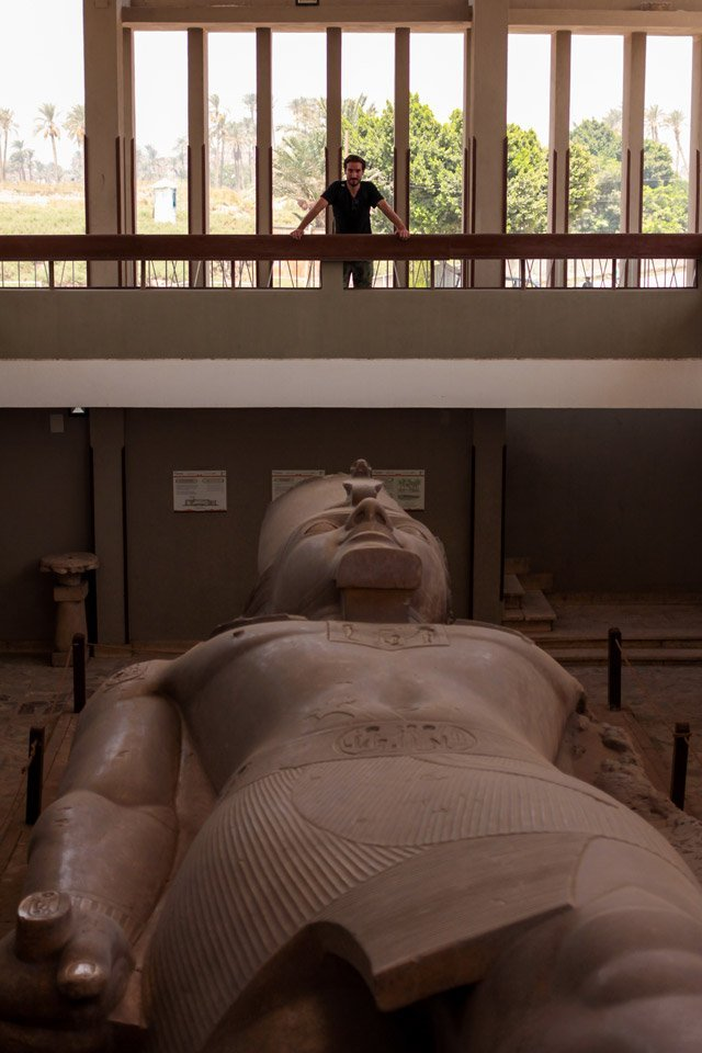 Coloso de Ramses II.