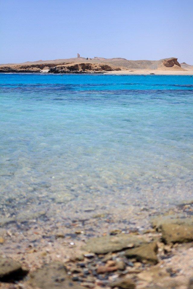 Playas de Marsa Allam, Egipto.