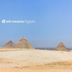 Let's Travel to Egipto, Parte 1.