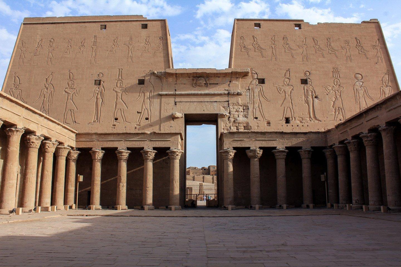 Templo de Horus.