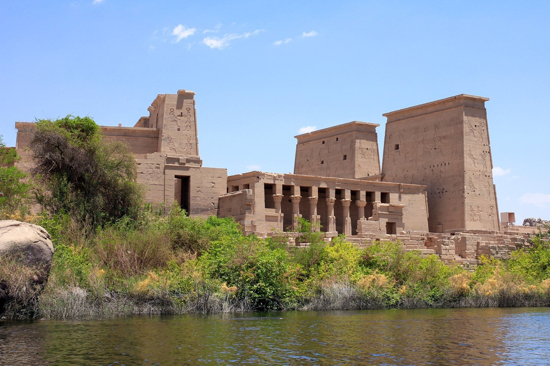 Templo de Filae.