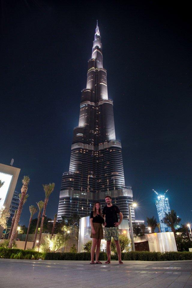 Burk Khalifa, Dubai.