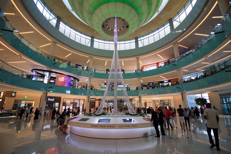Dubai Mall, EAU.