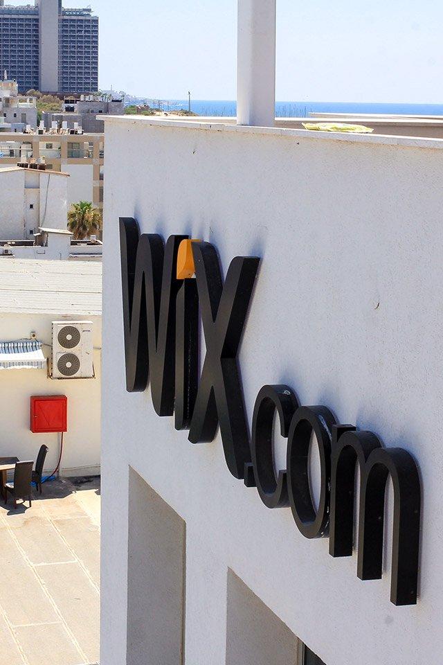 Oficinas de WIX en Tel Aviv.
